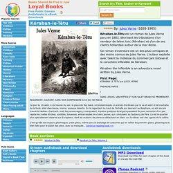 Kéraban-le-Têtu de Jules Verne - French - audio