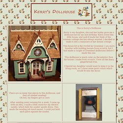 Dollhouse - Some Good Ideas For Furniture