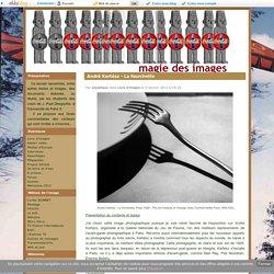 André Kertész - La fourchette - magie des images
