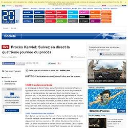 Procès Kerviel: Suivez en direct la quatrième journée du procès