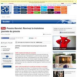 Procès Kerviel: Revivez la troisième journée du procès - 20minut