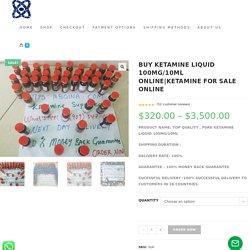 Buy online ketamine