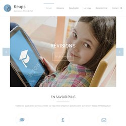 Keups - le referenceur du web marketing