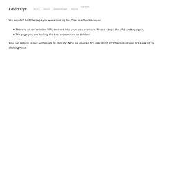 Camper Bike : KEVIN CYR