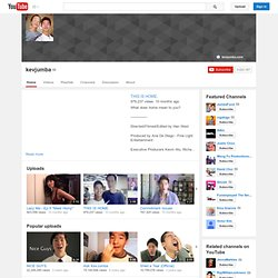 kevjumba's Channel‬‏