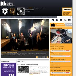 KEXP 90.3 FM - where the music matters