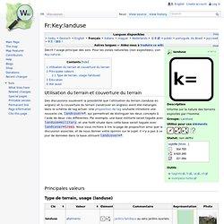 FR:Key:landuse