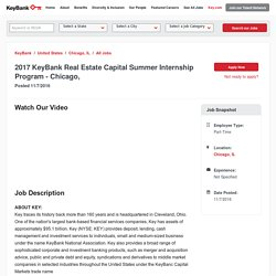 KeyBank Careers - Job Details