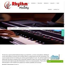 Keyboard classes, Keyboard institute in gurgaon