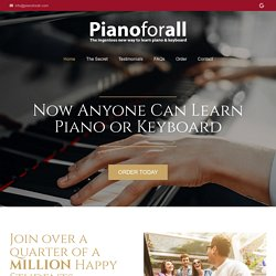 Learn Piano | Piano Keyboard Lessons | 200 Videos | Watch Trailer!
