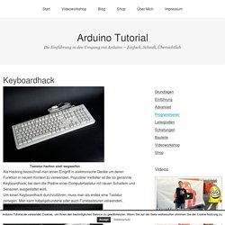 Keyboardhack