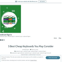 5 Best Cheap Keyboards You May Consider