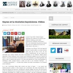 Keynes et la révolution keynésienne. Vidéos