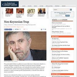 Neo-Keynesian Trap