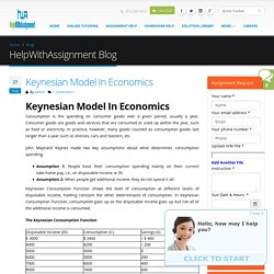 Why Should You Use Keynesian Model In Economics- By Great Economist