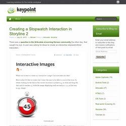 Keypoint Learning Blog