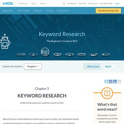 How To Do Keyword Research - The Beginners Guide to SEO