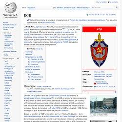 KGB wikipedia