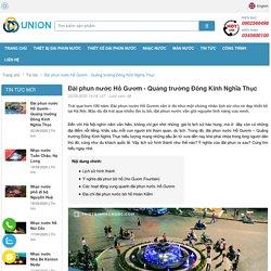 Khám phá đài phun nước Hồ Gươm - trung tâm của trung tâm Hà Nội