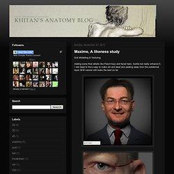 Maxime, A likeness study
