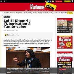 Loi El Khomri : l'Uberisation à l'américaine