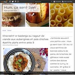 Khoresht-e-bademja ou ragout de viande aux aubergines et pois chiches #petits plats entre amis 3