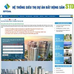 Tổ hợp khu phức hợp Xi Grand Court quận 10 - Hệ thống siêu thị bất động sản STDA