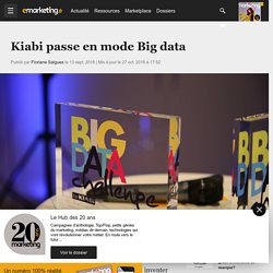 Kiabi passe en mode Big data - Retail