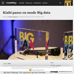 Kiabi passe en mode Big data - Retail