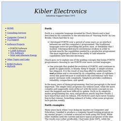 Kibler Electronics