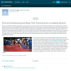 Kickboxing and Muay Thai Training from a Leading Source
