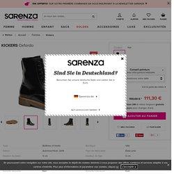 Kickers Oxfordo (Noir) - Bottines et boots chez Sarenza (263878)