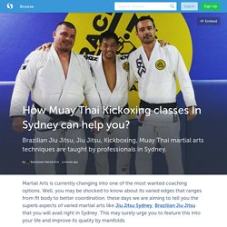 How Muay Thai Kickoxing classes In Sydney can help you? (with images, tweets) · bankstown