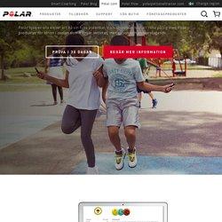 Polars produkter för idrott i skolan – Kickstarta idrottslektionen med puls- och aktivitetsmätningsteknologi