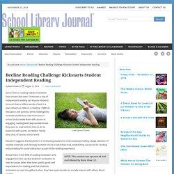 Beeline Reading Challenge Kickstarts Student Independent Reading