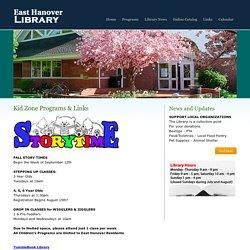 Kid Zone Programs & Links