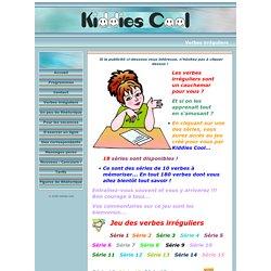 kiddiescool.free.fr - Verbes irréguliers -