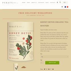 Kidney Detox Organic Tea