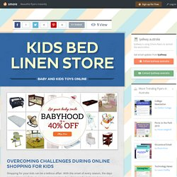 Kids Bed Linen Store