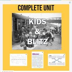 KIDS & BLITZ: a complete unit for ESL learners!