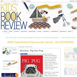Pig the Pug - Shortlisted Early Childhood