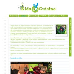 Kids in Cuisine