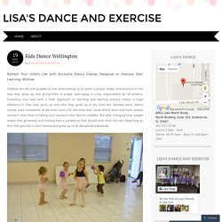 Lisa's Dance And Exercise
