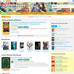 Kids Book Reviews - Book Reviews and Ratings by Kids at DOGO Books
