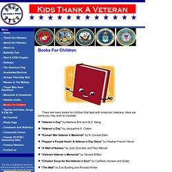 Kids Thank A Vet.com