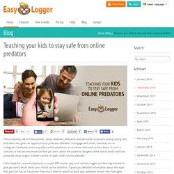 Kids tracker app for your children