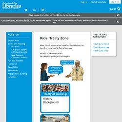 Kids' Treaty Zone