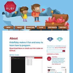 Kidsruby.com