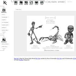 Kiel Figgins - Animator