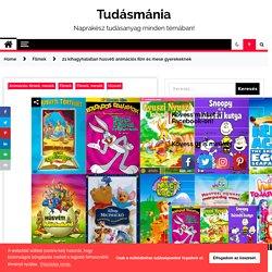 21 kihagyhatatlan húsvéti animációs film és mese gyerekeknek - Tudásmánia